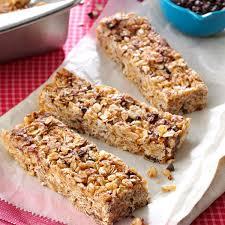 Granola Cereal Bars Recipe | Taste of Home